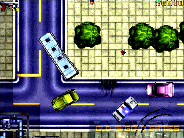 GTA 1 Features