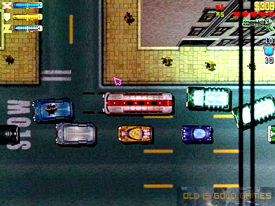 GTA 2 Features