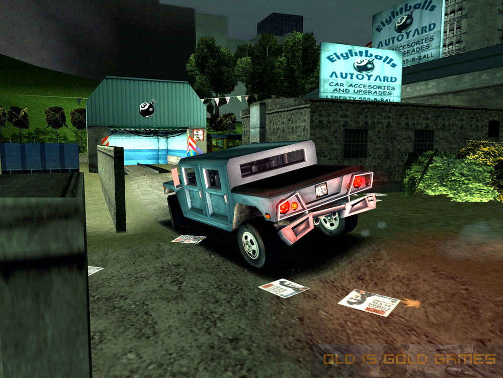 GTA 3 Download For Free