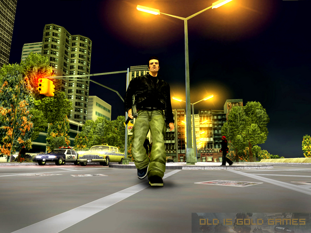 GTA 3 Features