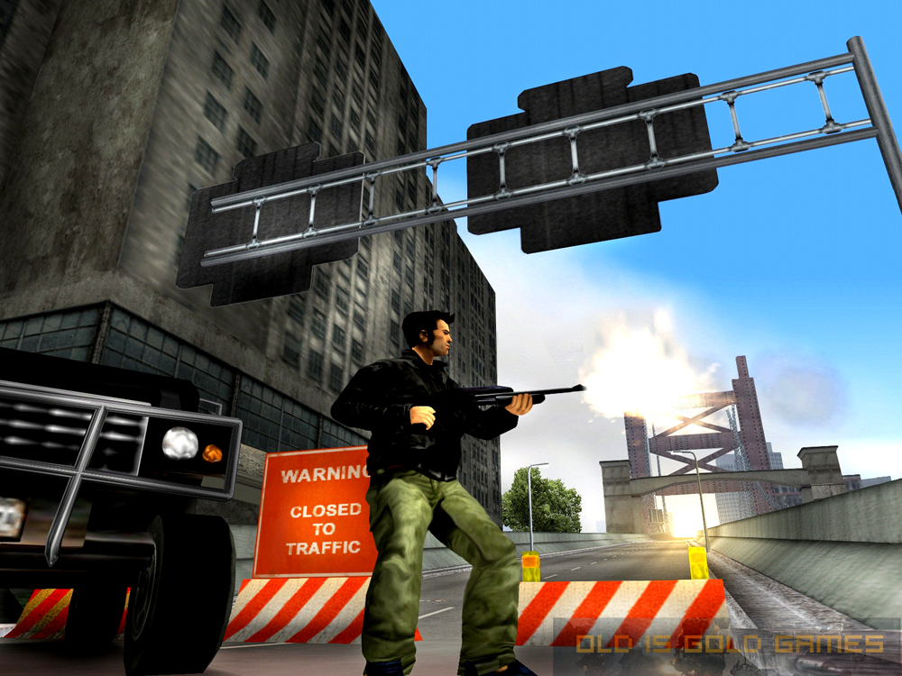 GTA 3 Setup Download For Free