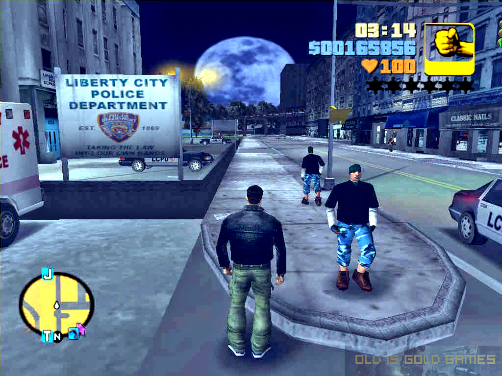 GTA Liberty City Download For Free