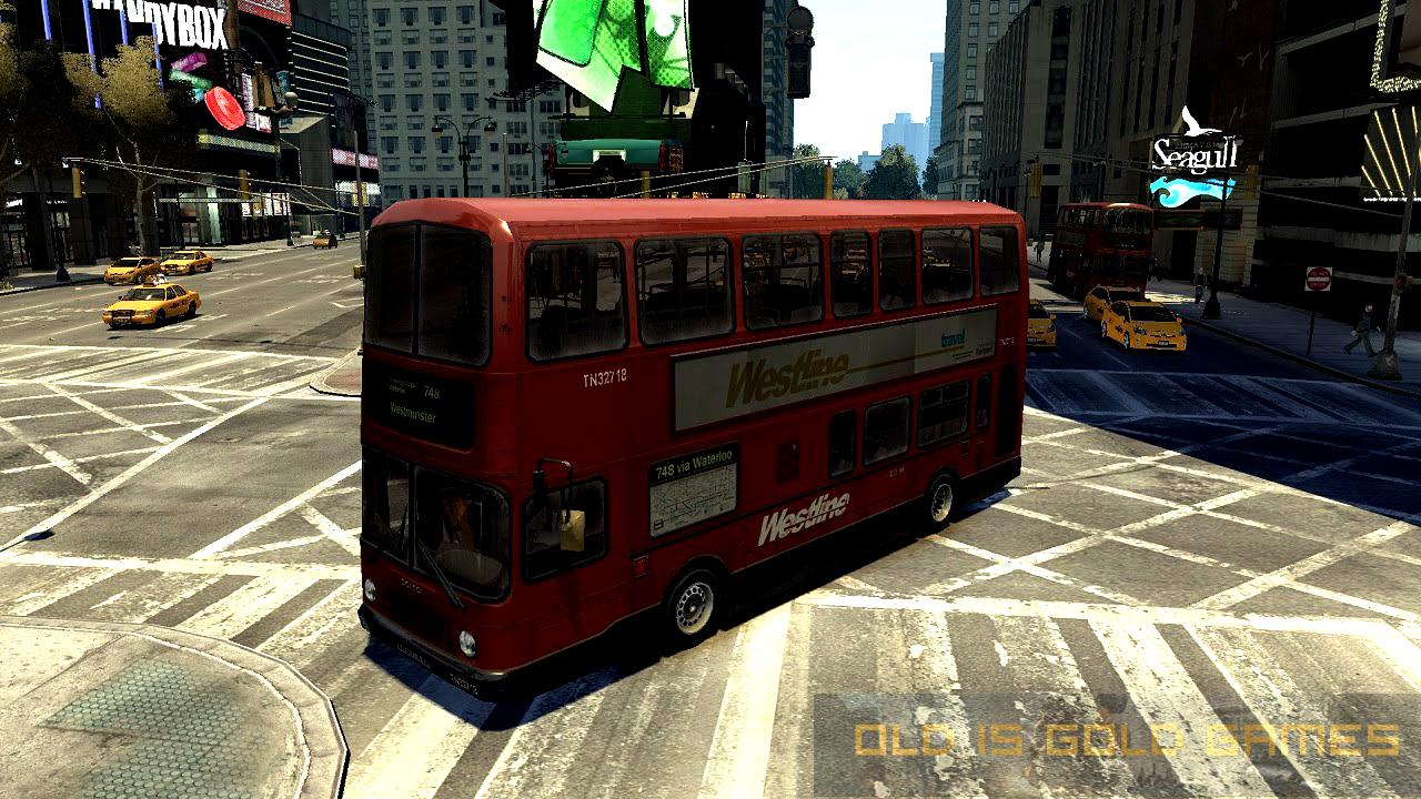 GTA London Features
