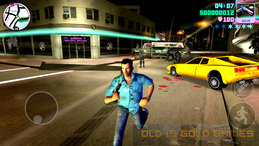 GTA Vice City Features