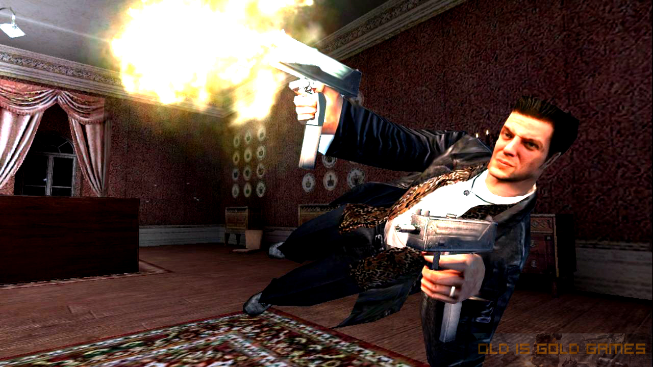 Max Payne 1 Download For Free