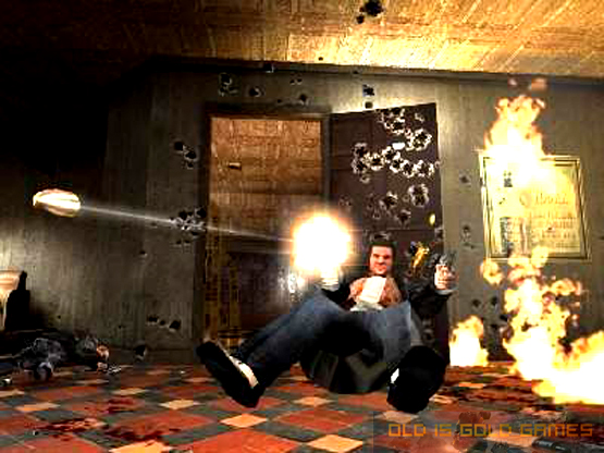 Max Payne 1 Features