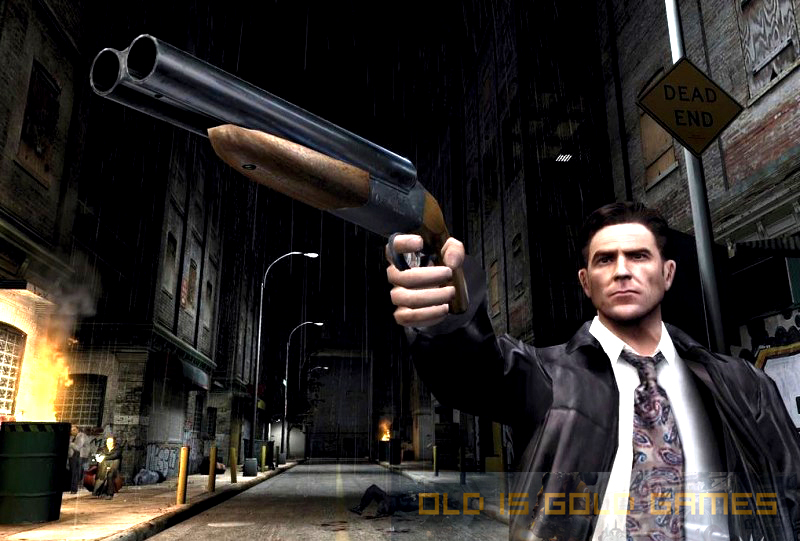 Max Payne 2 Features