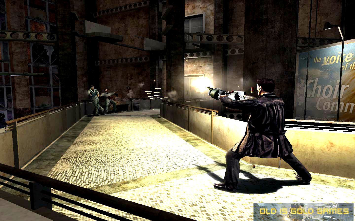 Max Payne 2 Setup Free Download