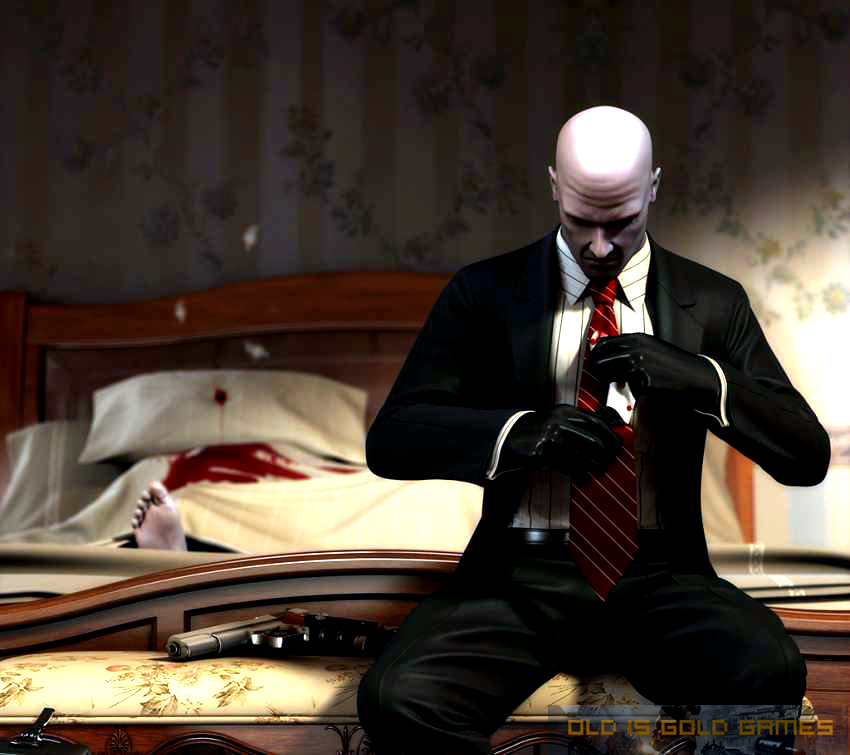 Hitman Blood Money Features
