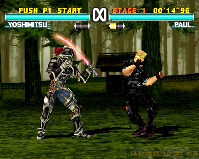 Tekken 3 Features