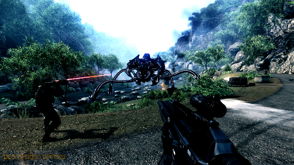 Crysis 1 Download For Free