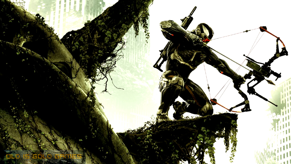 Crysis 1 Features