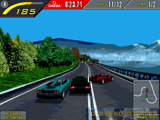 Need For Speed II Download For Free