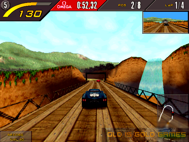 Need For Speed II Features