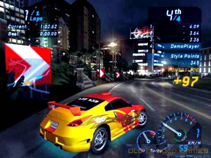 Need For Speed Underground Download For Free