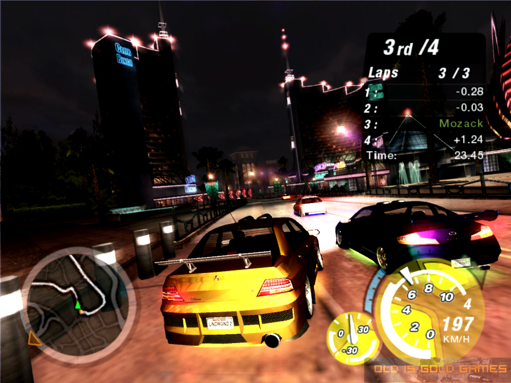Need For Speed Underground Setup Free Download