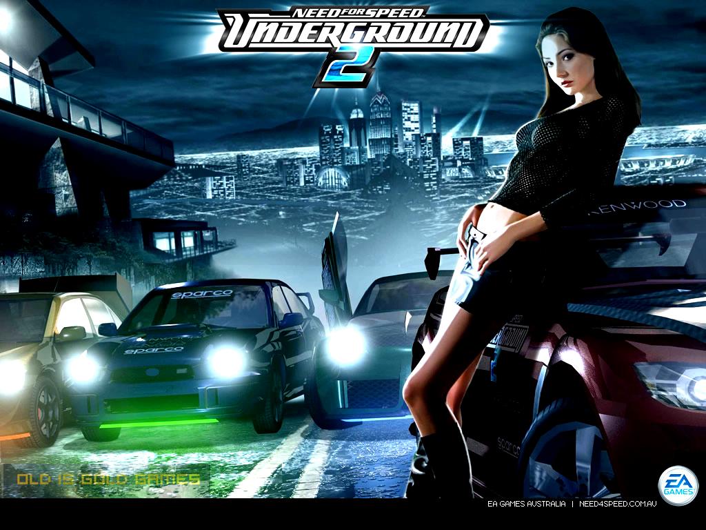Need for Speed Underground 2 Free Download