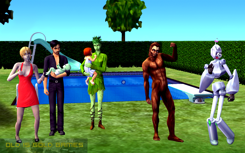 The Sims 2 Download For Free