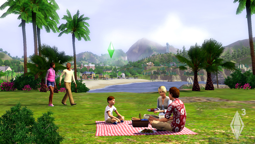 The Sims 3 Setup Free Download