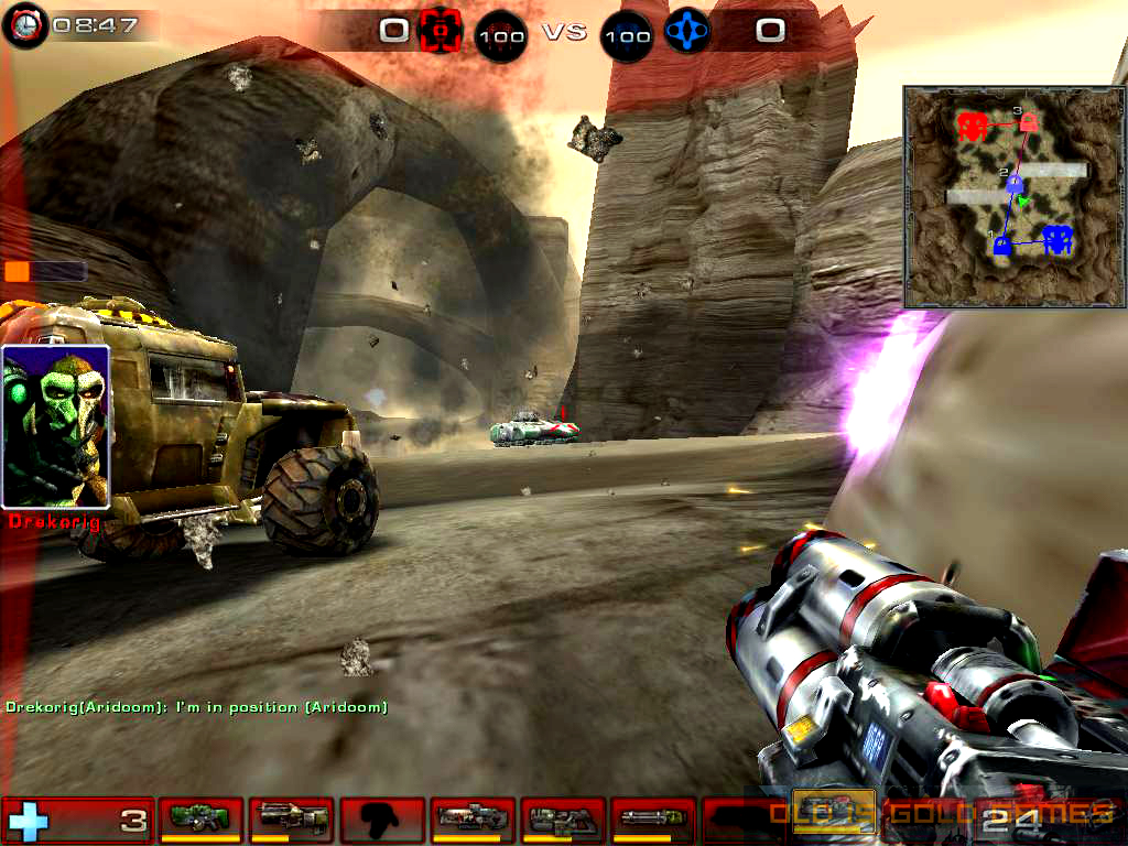 Unreal Tournament 2004 Features