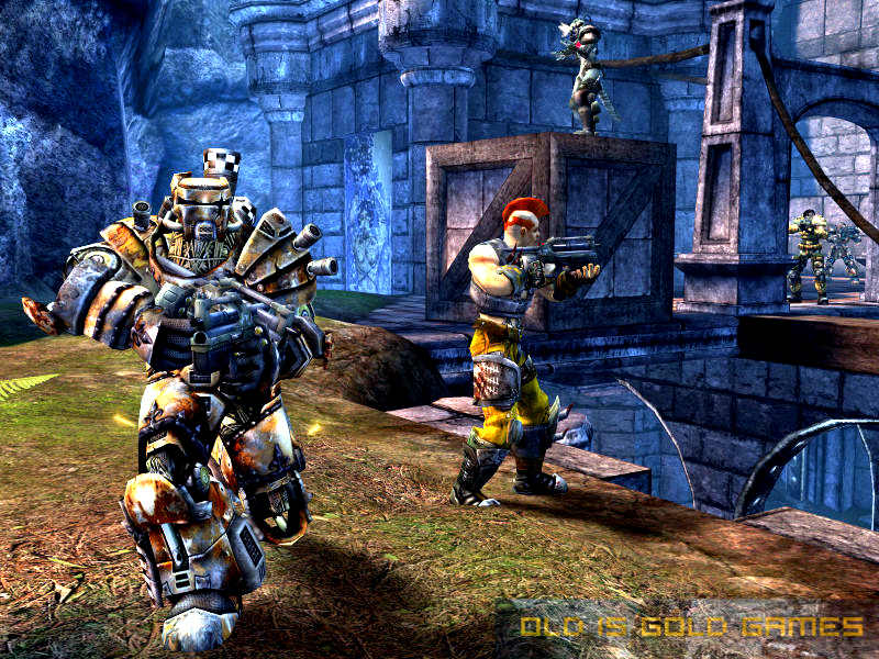 Unreal Tournament 2004 Setup Free Download