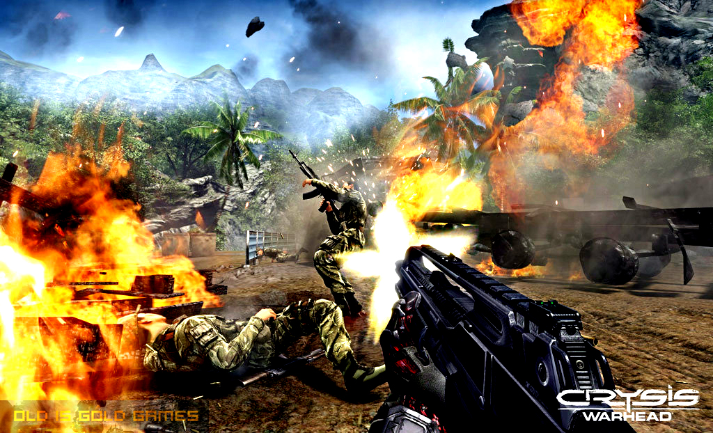 Crysis Warhead Features