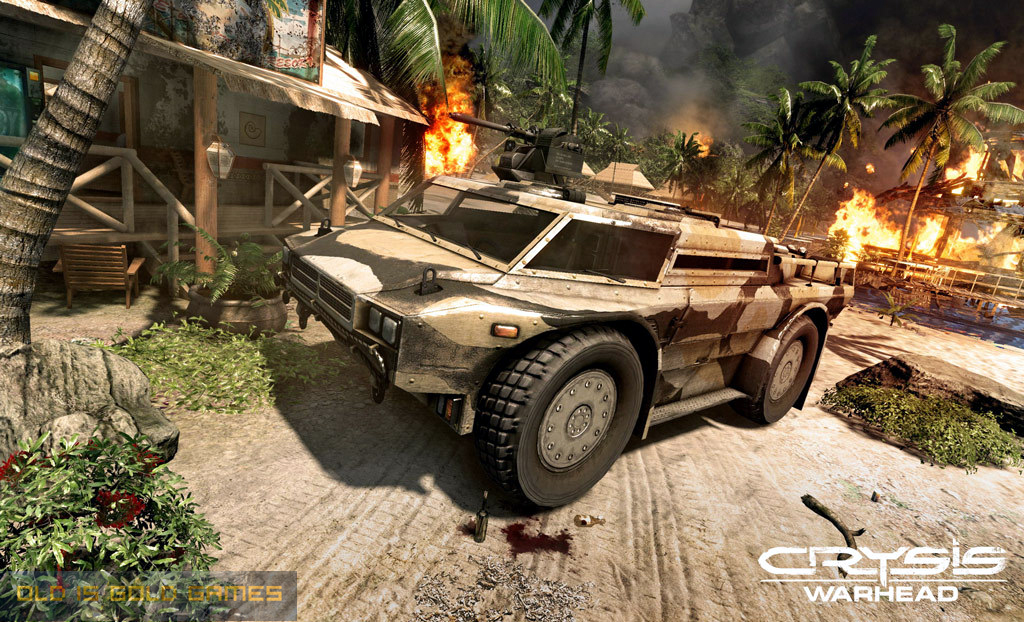 Crysis Warhead Setup Free Download