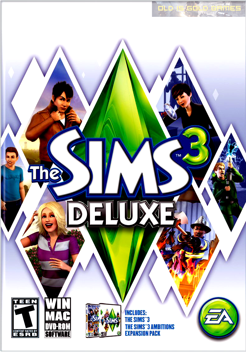 The Sims 3 Deluxe Free Download