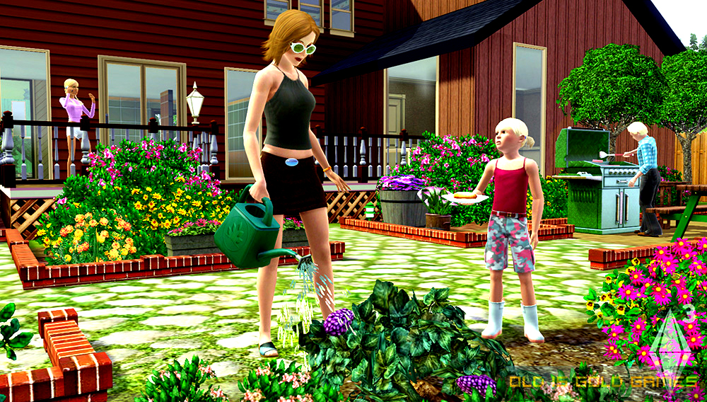 The Sims 3 Deluxe Edition Setup Free Download