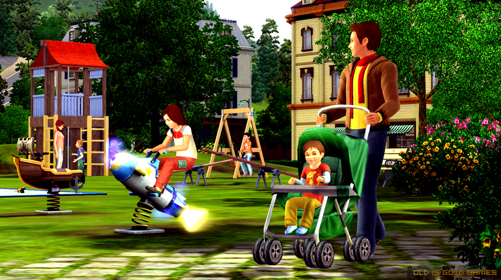 The Sims 3 Generations Setup Free Download