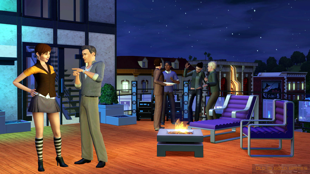 The Sims 3 High End Loft Stuff Setup Free Download