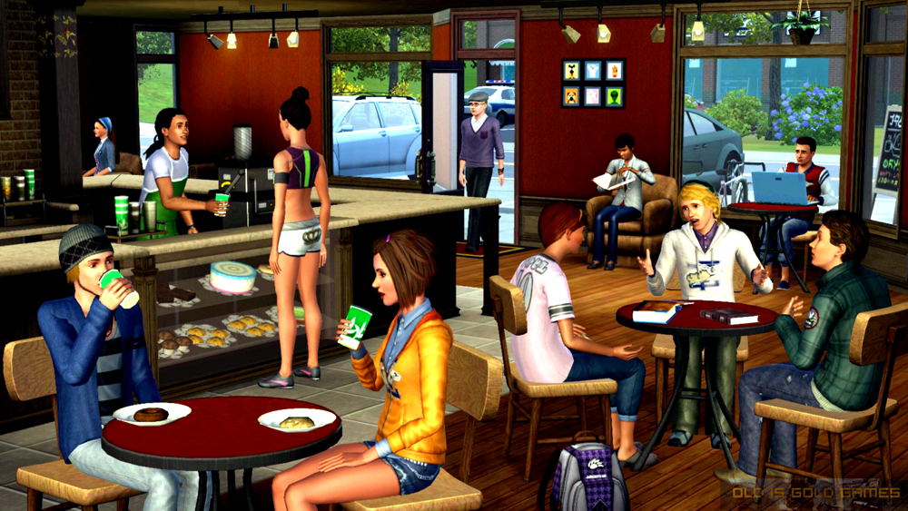 The Sims 3 University Life Download For Free