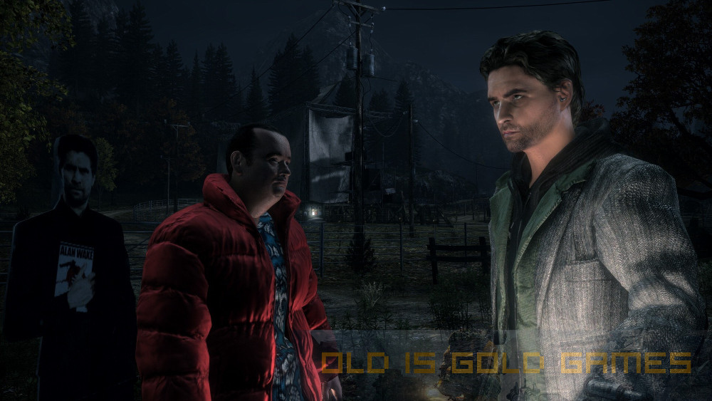 Alan Wake Setup Free Download