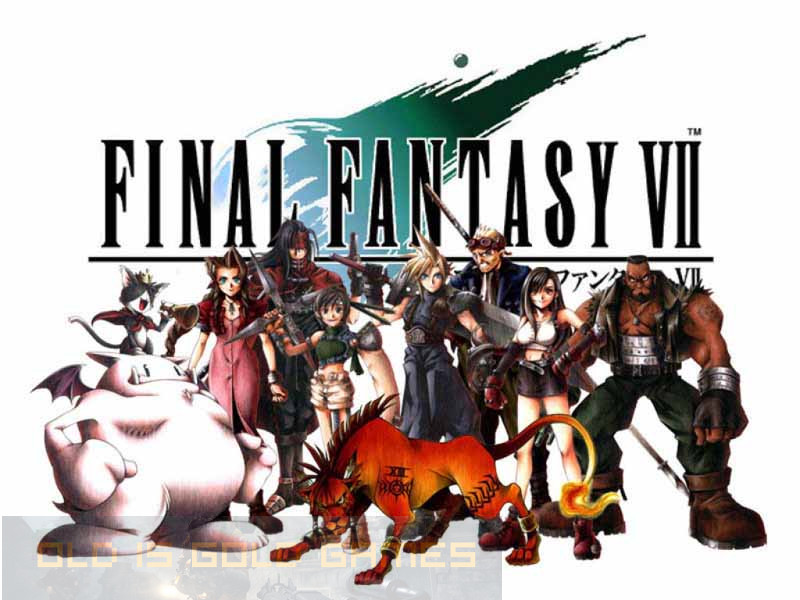 Final Fantasy VII Free Download