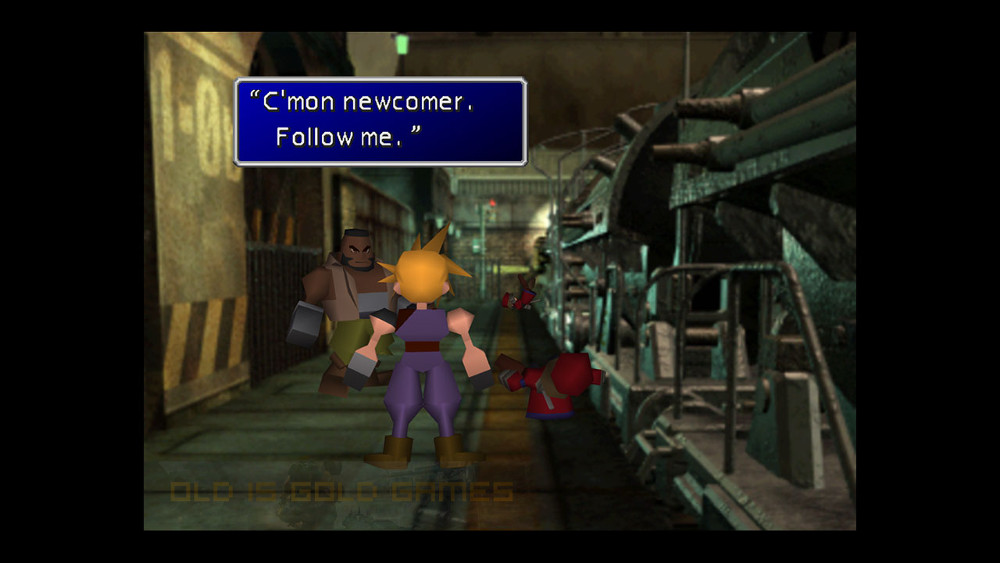 Final Fantasy VII Setup Free Download
