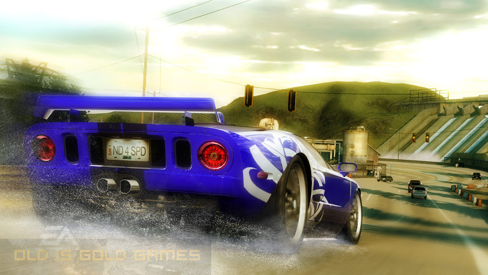 Need For Speed Undercover Features