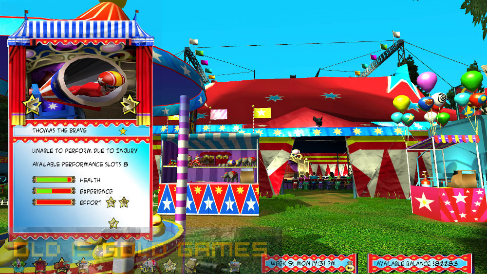 Circus World Download For Free
