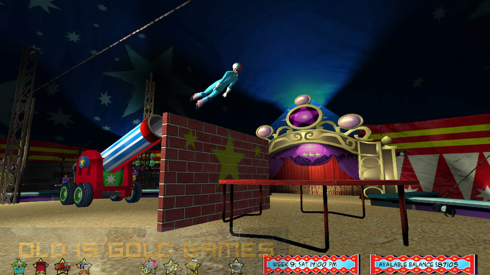 Circus World Setup Free Download