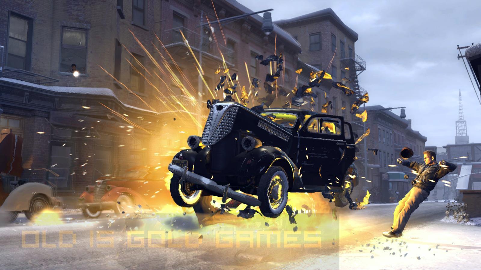 Mafia II Setup Free Download