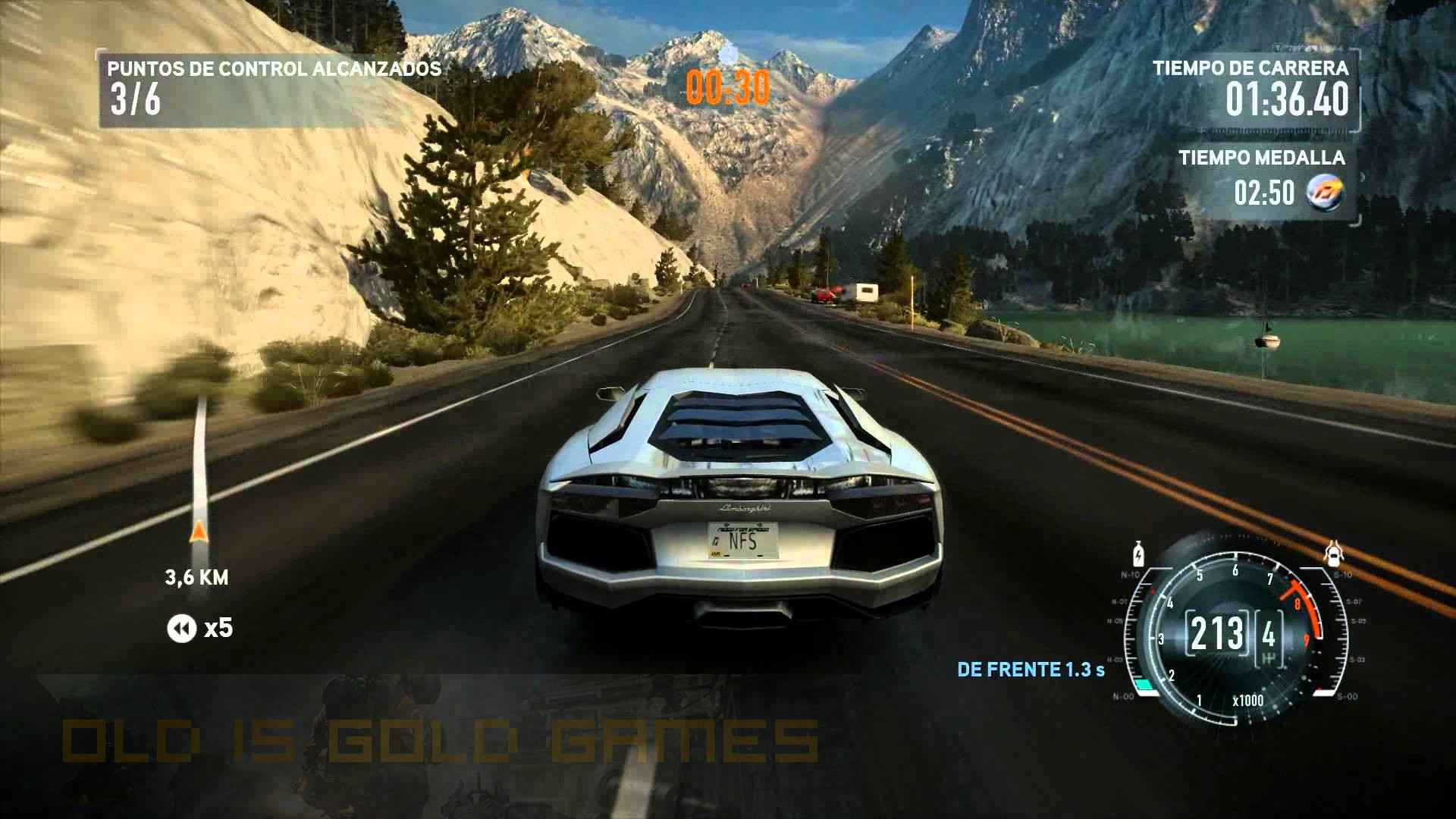 Need For Speed The Run Download For Free