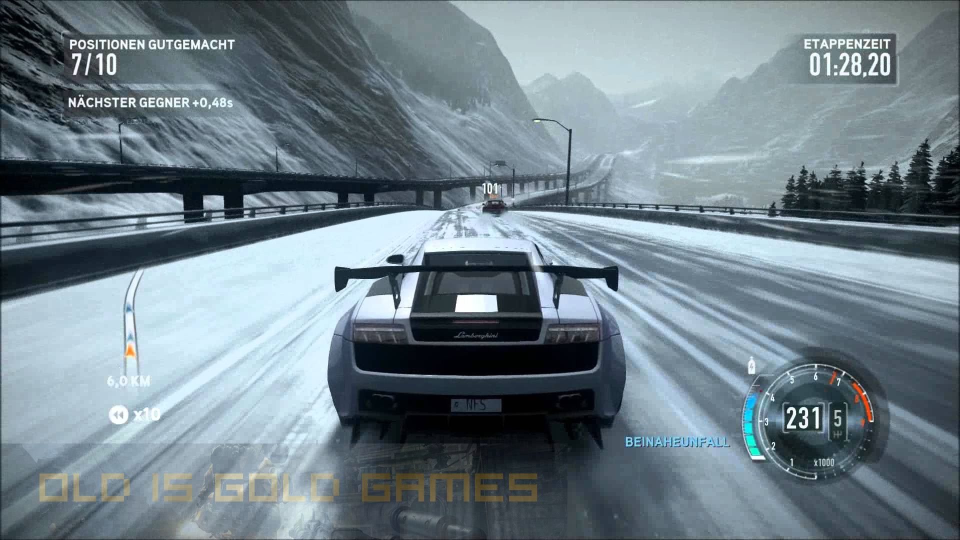 Need For Speed The Run Features
