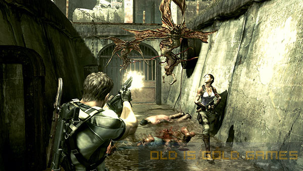 Resident Evil 5 Features