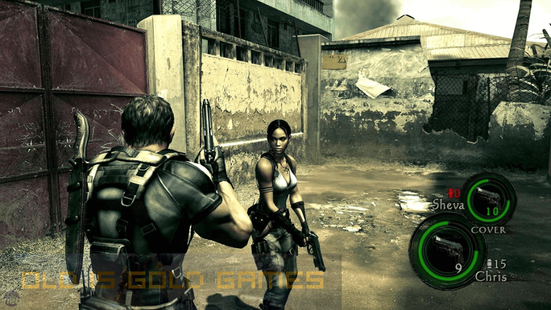Resident Evil 5 Setup Download For Free