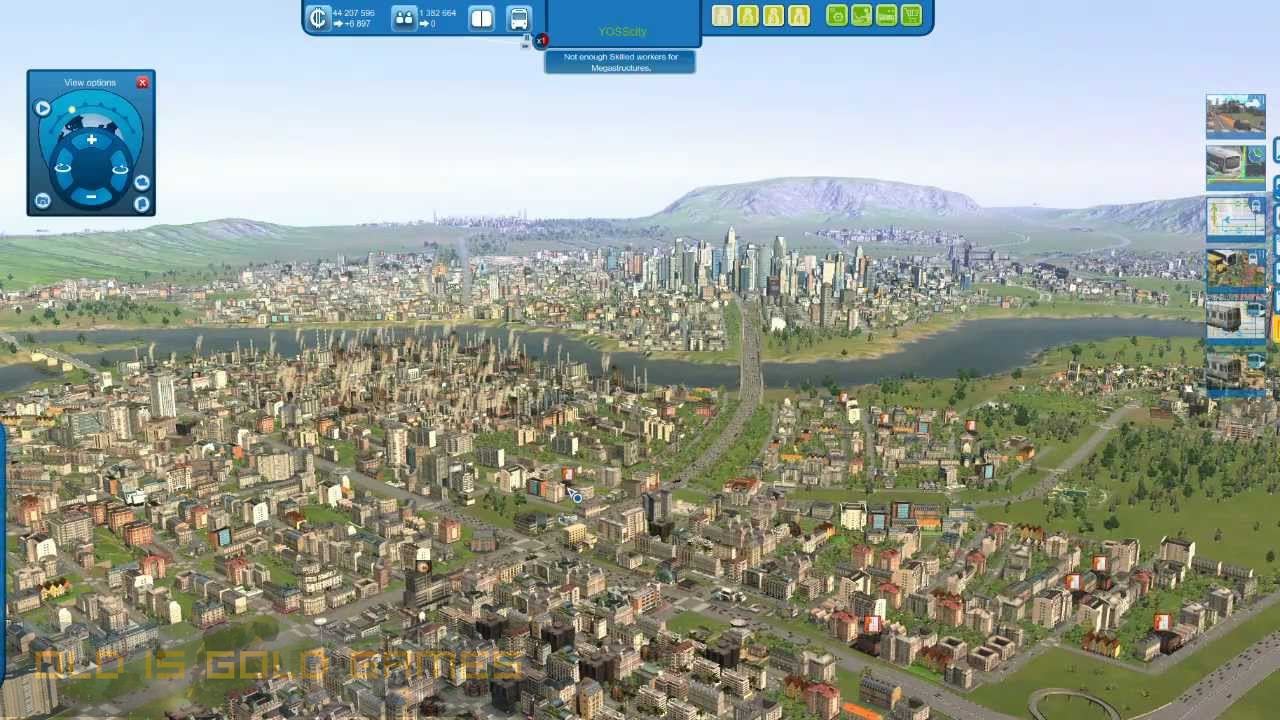 Cities XL Setup Free Download