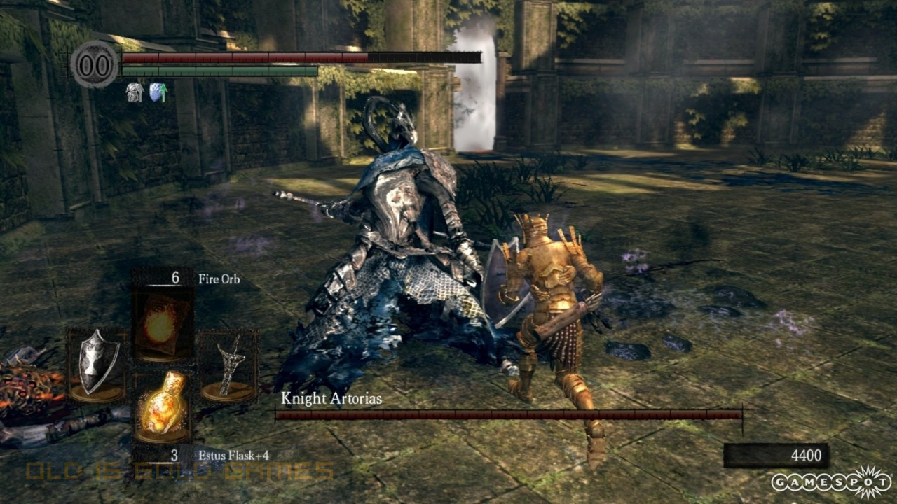 DARK SOULS Prepare To Die Features