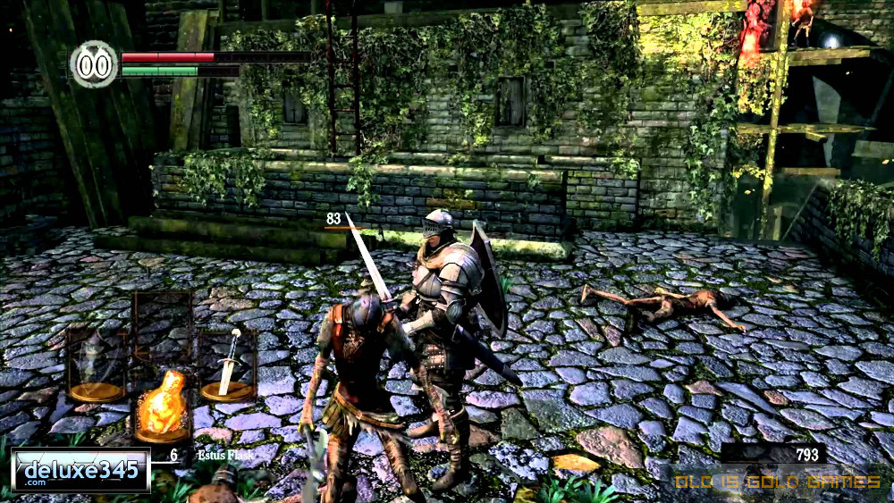 DARK SOULS Prepare To Die Setup Free Download