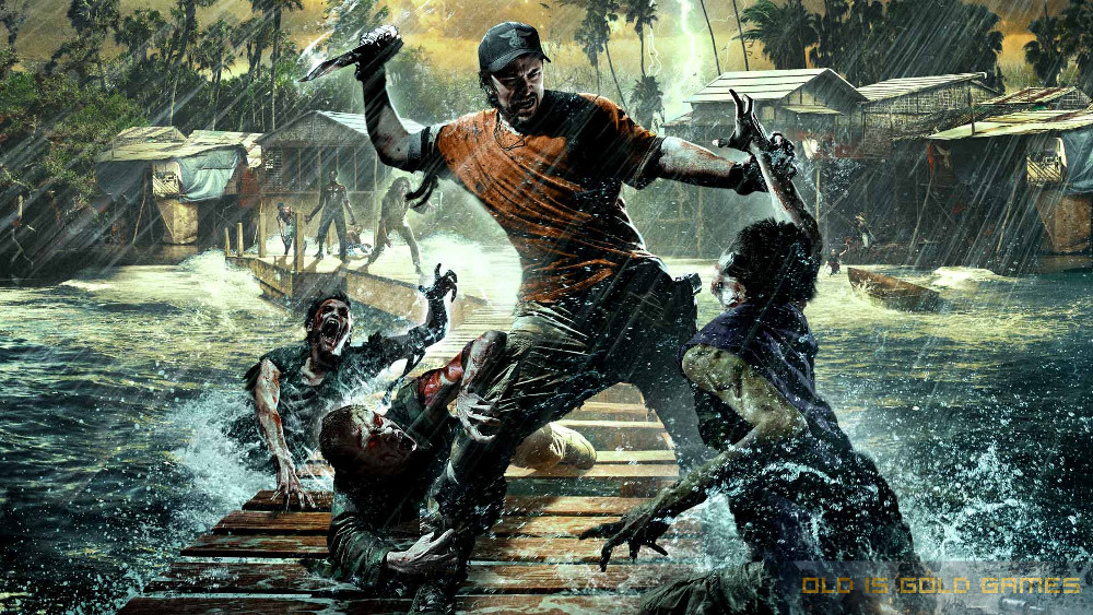 Dead Island Features