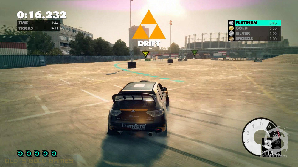 DiRT 3 Download For Free