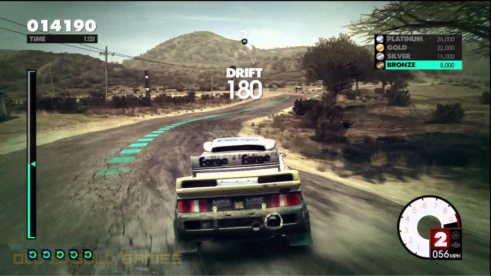 DiRT 3 Setup Free Download
