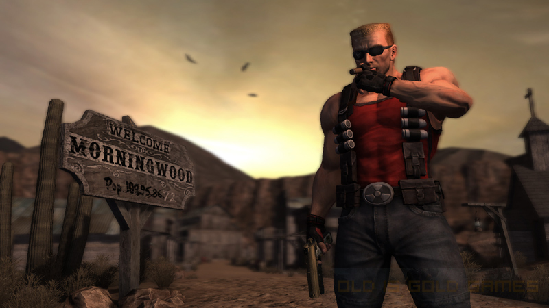 Duke Nukem Forever Setup Free Download